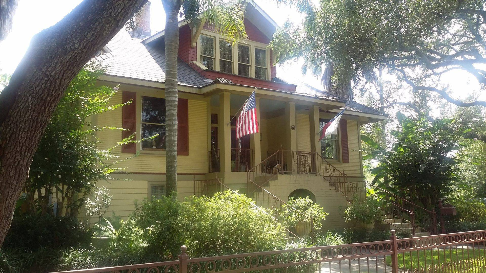 Oaks Historic District Beaumont,Texas <br><img src=